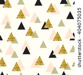 vector seamless pattern with... | Shutterstock .eps vector #404075035