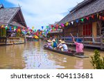 chonburi   march 1   travel and ... | Shutterstock . vector #404113681