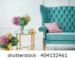beautiful colorful bouquet of... | Shutterstock . vector #404132461