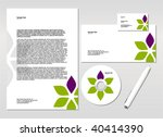 design template | Shutterstock .eps vector #40414390