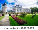 Chenonceau Castle Is One Of Th...