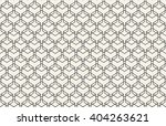 abstract seamless geometric... | Shutterstock .eps vector #404263621
