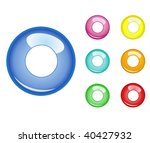 orb hole  list | Shutterstock .eps vector #40427932