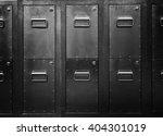 metal safety box storage...   Shutterstock . vector #404301019