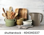 Simple Rustic Kitchenware...