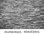 Pattern Of Decorative Slate...