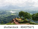 Beautiful Vew From Sigiriya...