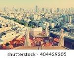 old town of tel aviv  israel ....   Shutterstock . vector #404429305