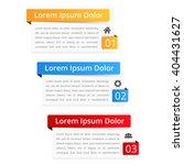 set of infographics design... | Shutterstock .eps vector #404431627