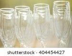 glasses wine champagne | Shutterstock . vector #404454427