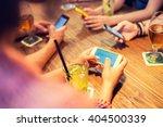 leisure  technology  lifestyle... | Shutterstock . vector #404500339