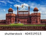 india famous travel tourist... | Shutterstock . vector #404519515