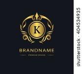 luxury vintage logo. business