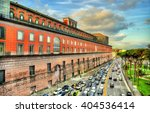 View Of The Royal Palace In...