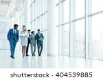 young people in office | Shutterstock . vector #404539885
