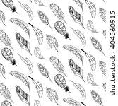 black and white seamless... | Shutterstock .eps vector #404560915