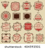 advertisement designs and labels | Shutterstock .eps vector #404593501