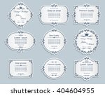 set of vector labels  cutout... | Shutterstock .eps vector #404604955