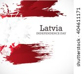 vector illustration of  latvia... | Shutterstock .eps vector #404611171