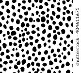 abstract black and white polka... | Shutterstock .eps vector #404611675