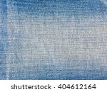 close up blue jeans background... | Shutterstock . vector #404612164