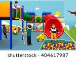 a vector illustration of happy...   Shutterstock .eps vector #404617987