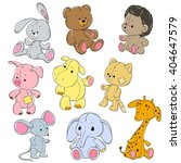 Collection Of Soft Toys....