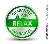 travel label with guarantee...   Shutterstock .eps vector #404732071
