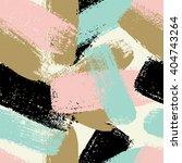 hand drawn seamless pattern... | Shutterstock .eps vector #404743264