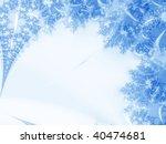 winter background | Shutterstock . vector #40474681
