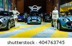 bangkok   march 22   mini... | Shutterstock . vector #404763745