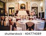 beautiful stylish luxury... | Shutterstock . vector #404774089