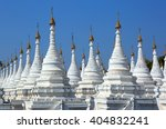 Large Stupa Forest Of The...