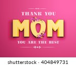 beautiful greeting card design... | Shutterstock .eps vector #404849731