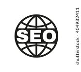 the seo icon. www and browser ...