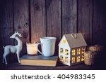 Home Decoration  Warm Interior...