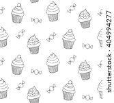 seamless vector pattern with... | Shutterstock .eps vector #404994277