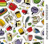 seamless pattern of colorful... | Shutterstock .eps vector #405003169