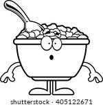 a cartoon illustration of a... | Shutterstock .eps vector #405122671