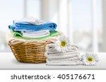 basket. | Shutterstock . vector #405176671
