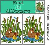 children games  find... | Shutterstock .eps vector #405186499