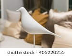white bird | Shutterstock . vector #405220255