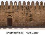 tunis medina  tunisia | Shutterstock . vector #4052389
