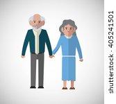 vector illustration of... | Shutterstock .eps vector #405241501