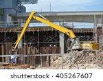 johor  malaysia  january 19 ... | Shutterstock . vector #405267607