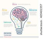 creative brainstorm concept....   Shutterstock .eps vector #405401557