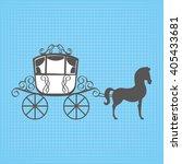 wedding card design    Shutterstock .eps vector #405433681