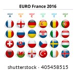 flags of european countries... | Shutterstock . vector #405458515