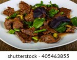 Stir Fry Meat With Coriander...