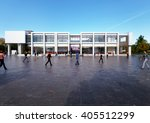 3d rendering and design  ... | Shutterstock . vector #405512299